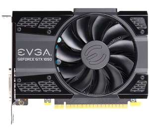 EVGA GeForce GTX 1050 TI £159.99 @ Currys