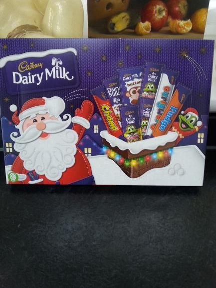 Cadburys Daily Milk Christmas stock £1 @ Weston Super Mare -  Morrisons