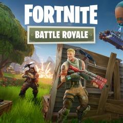 Fortnite Battle Royale PS4 full game FREE @ psn