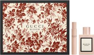 Gucci Bloom giftset 50ml EDP plus 7.4ml rollerball was £72 now £50.40 delivered @ Debenhams