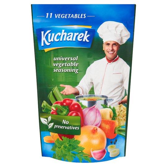 Kucharek Vegetable Seasoning [200G] - B.O.G.O.F - 2 for 79p @ Tesco