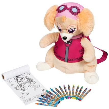 Paw Patrol Activity Backpack - Skye - £2.99 at B&M instore