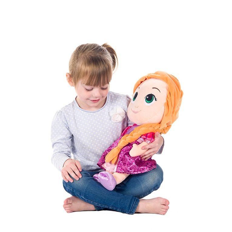 Disney Princess XL Toddler Rapunzel Soft Toy was £33 now £9.90 / Despicable Me XL Unigoat Soft Toy / Despicable Me - Large Jerry Soft Toy was £25 & now £7.50 Del w/code @ Debenhams