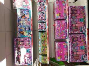 Various princess / pony toys reduced in ASDA - Southampton Chandlers Ford