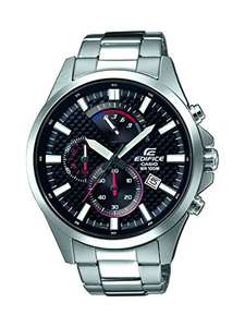 Casio Edifice EFV-530D-1AVUEF Men's Watch £55.25 with code at Amazon