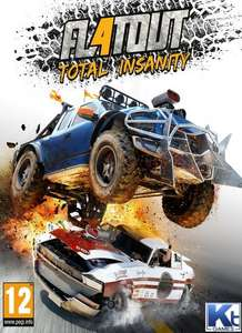 FlatOut 4 Total Insanity (Steam) £4.49/£4.26 @ CDKeys