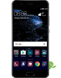 Huawei P10 £15 1 month contract with o2 or vodaphone plus handset cost of £309 upfront + quidco £50 cashback  from Carphone Warehouse