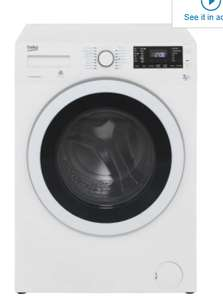 Beko washer dryer 7kg/5kg £349 @ AO.com + Lots of great reviews
