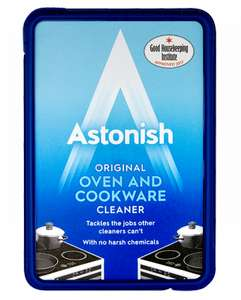 Astonish original oven and cookware cleaner 150g.  50p Instore at Iceland