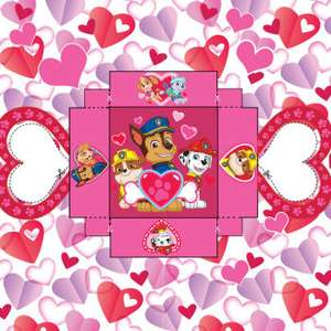 FREE Valentines Day Printables / Games - including Paw Patrol, Dora etc at Nick Jr