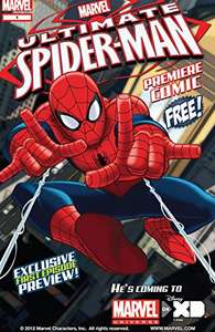Share Your Universe Ultimate Spider-Man Premiere (Ultimate Spider-Man Premiere Comic) Kindle & comiXology Free at Amazon