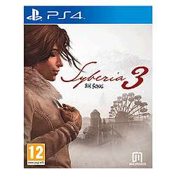 Syberia 3 PS4/Xbox £9.99 @game