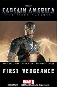 Captain America: The First Avenger #1: First Vengeance Kindle & comiXology, free at Amazon