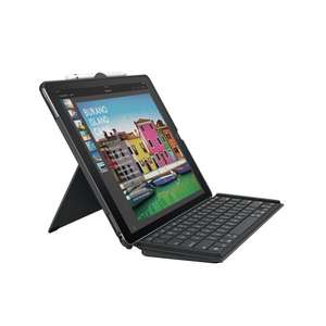 Logitech slim combo iPad Pro Keyboard (for 12.9 Pro) £75.98 with from Amazon TODAY! (With BIGTHANKS code - £85.98 before code)