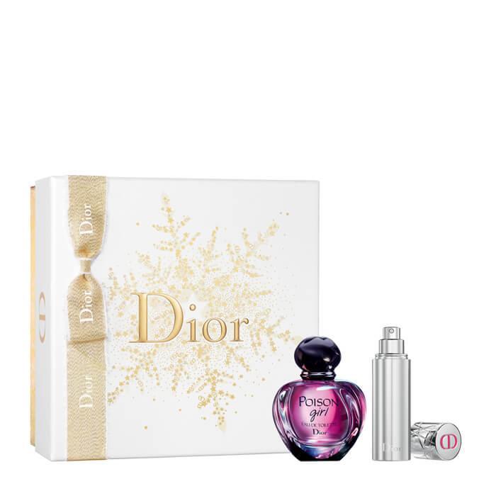 DIOR Poison Girl Eau de Toilette Gift Set 50ml £39.99 @ The Perfume shop - Code 248-PGF7-HH7Z-CR4X 15% Off