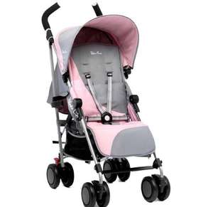 Silver Cross Pop Stroller Vintage Pink £60 delivered - John Lewis
