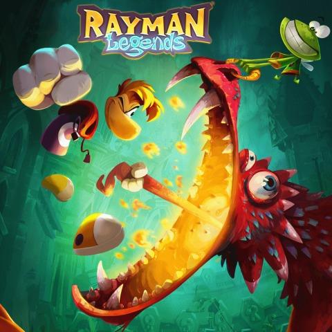 Rayman Legends ps4 - £8.99 @ Playstation PSN