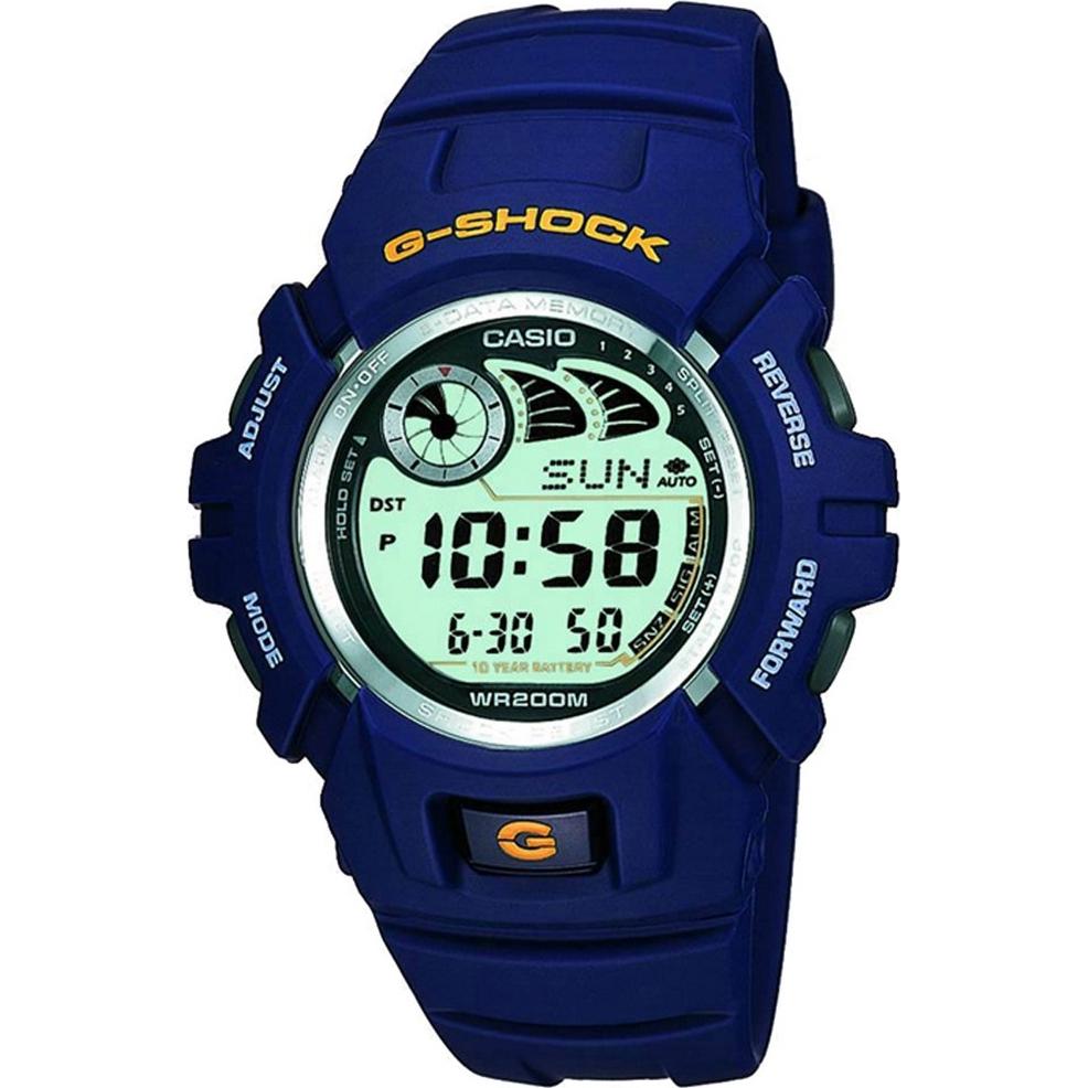 Casio Mens G-Shock Blue or Grey Watch G-2900F-2VER / G-2900F-8VER + 2yr Warranty £39 w/ code @ Watches2U