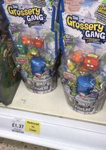 Grossery Gang £1.37 @ Tesco - instore