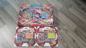 Pokemon Sun And Moon Crimson Invasion Sets £3.10 At Tesco
