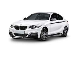 Personal Lease: BMW 2 SERIES COUPE 218d M Sport 2dr (Nav) Lease £2400 initial rental, £175.94 per month, 239.99+vat admin fee Total Cost £6734.61 2 year lease, 8000 miles pa @ National vehicle solutions