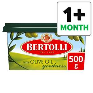 Bertolli 500 g Original & Light £1 @ Morrisons & @ Sainsbury's (c. half price)