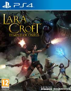 Lara Croft and the Temple of Osiris (PS4) £2.49 @ PSN PlayStation Store