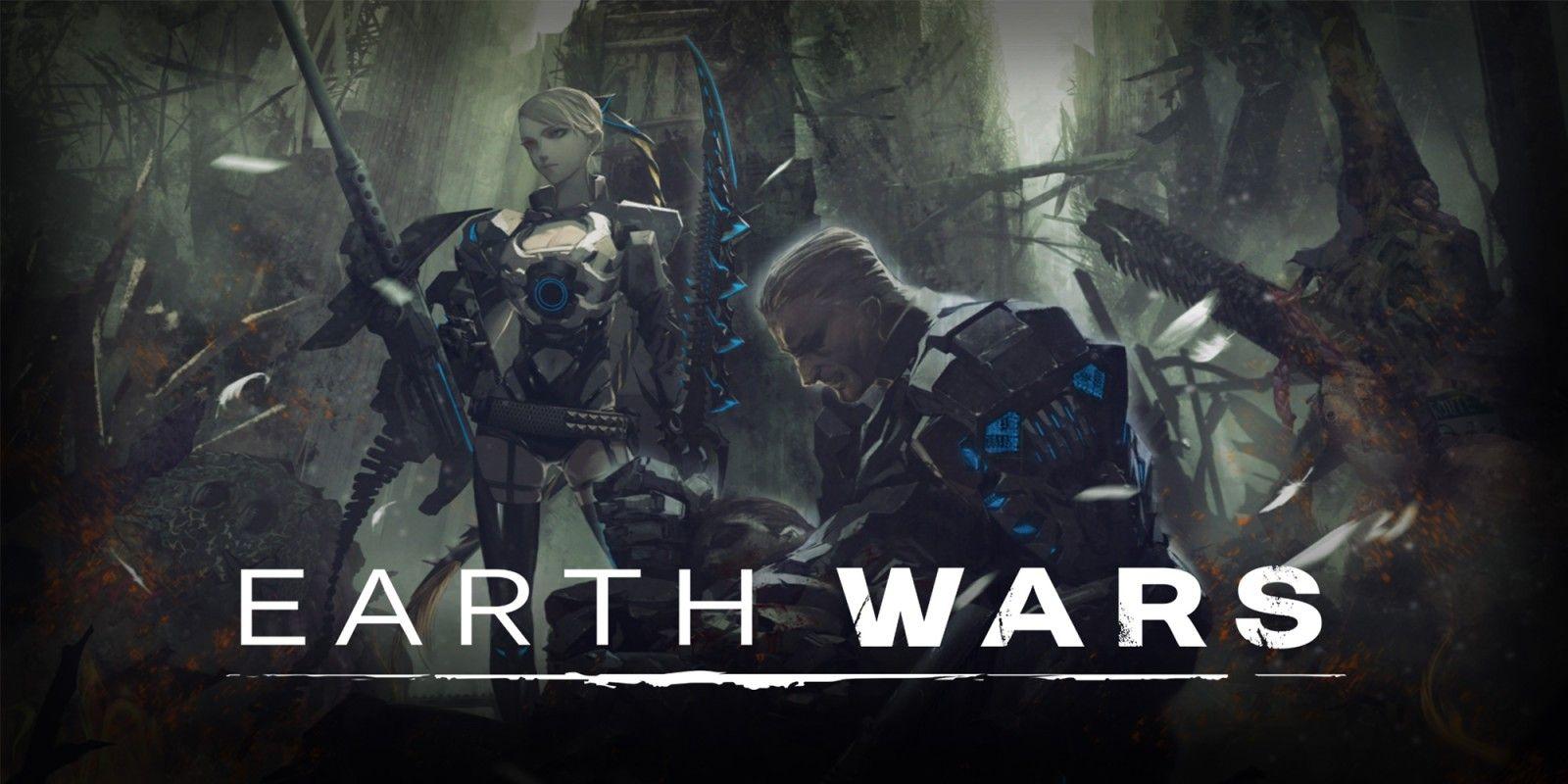 Earth Wars [Switch] £4.00. A.K.A Earths dawn @ Eshop