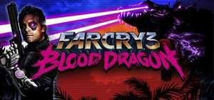 Far Cry 3 - Blood Dragon (Steam - PC) 70% Off £3.59 - Part of the Far Cry Franchise sale this weekend on Steam