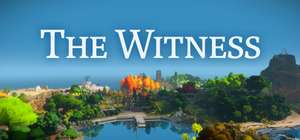 The Witness £7.50 @ Steam