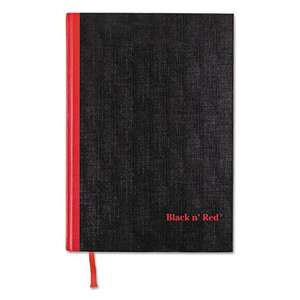 Black n Red Book Casebound 90gsm Ruled 192pp A4  [Pack 5] - £11.36 (£5.69 + £5.67 del) Dispatched from and sold by Amazon US