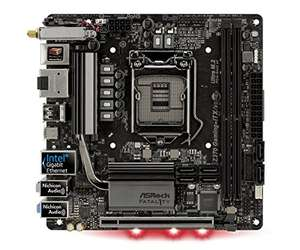 ASRock Z370 Gaming-ITX/ac £164.38 @ amazon