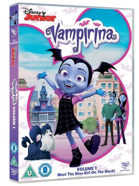 Vampirina Vol. 1 DVD £4.49 delivered @ Zoom (Preorder for 05/02/2018)
