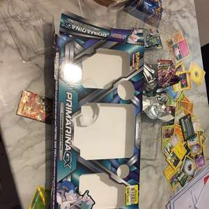 Pokemon cards primarina GX premium collection £5 @ Tesco