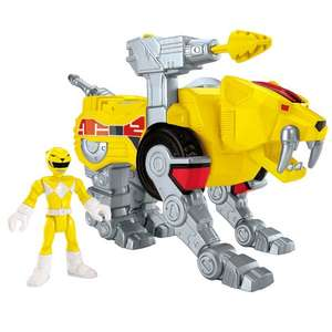 Imaginext power ranger Zord assortment £4.20 instore @ Tesco