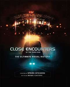 Close Encounters Ultimate Visual History £14.98 Dispatched and sold by Amazon US