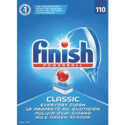 Finish Powerball Classic Dishwasher Tablets £14.38 for 220 (0.07p each) from Monday @ Costco
