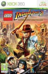 [Xbox One/360] LEGO Indiana Jones 2: The Adventure Continues - £5.99 (Pre-owned) - Grainger Games