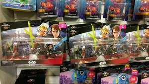 Disney Infinity 3.0 Knights of the Republic playset 99p instore@ Game