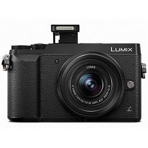 Panasonic Lumix DMC-GX80 Compact System Camera with 12-32mm £349 - £249 after cashback @ John Lewis