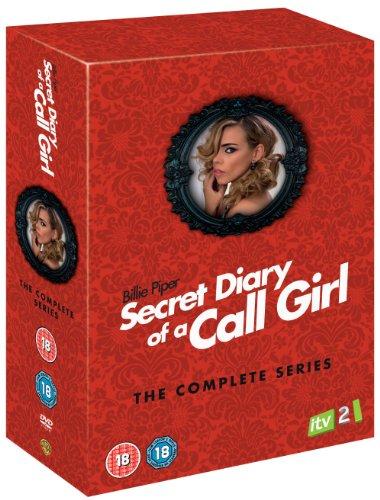 Secret Diary Of A Call Girl Complete 8 Disc DVD Box Set Amazon Prime 9.99 (11.98 Non Prime)