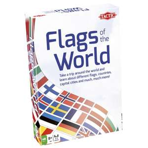 Flags Of The World Game £8.99 @ 365 Games