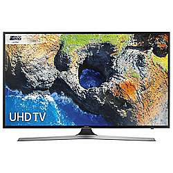 Samsung UE55MU6120 55 Smart Ultra HD certified TV £533.99 @ Tesco Direct (Sold by Hughes)