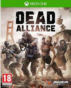 Dead Alliance Xbox One / PS4 £12.49 (Prime) / £14.48 (non-Prime) at Amazon