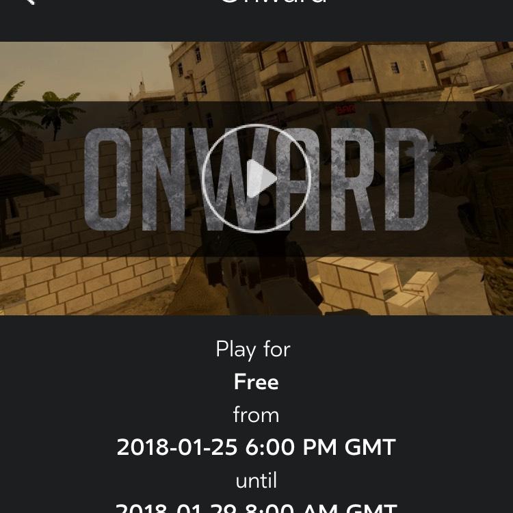 Onward on Oculus Store (Free Weekend + £10.99 Offer)