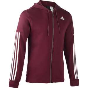 Adidas Gym Hoody (Burgundy only) £19.99 + £3.99 delivery at Decathlon