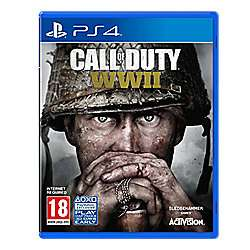 Call of Duty: WWII - PS4/Xbox One X £33 @ Tesco with code TDX-PWFG