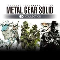 Metal Gear Solid HD Collection  - PS3 - £5.79 on PSN