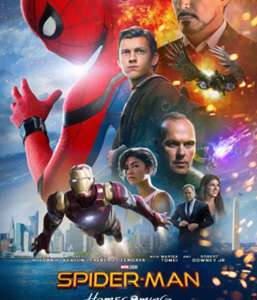 Spider-Man Homecoming - iTunes - £6.99