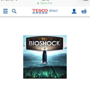 Bioshock The Collection at Tesco for £10